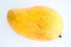 芒果黄色 库存照片