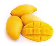芒果黄色 免版税库存图片