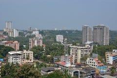 芒格洛尔印度城市 免版税库存图片