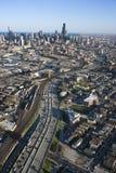芝加哥伊利诺伊 免版税库存照片