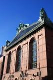 芝加哥哈罗德图书馆华盛顿 免版税图库摄影