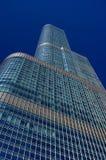 芝加哥塔王牌 库存照片