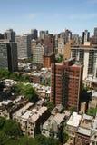 芝加哥夏天视图 免版税图库摄影