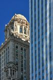 芝加哥大厦 免版税库存图片
