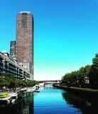 芝加哥安静 免版税图库摄影