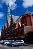 芝加哥教会 库存图片