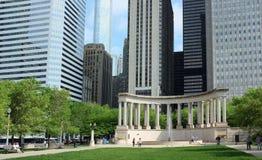 芝加哥曲拱 免版税库存图片