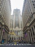 芝加哥期货交易所-星期四, 2017年8月3日-芝加哥,伊利诺伊 免版税库存图片