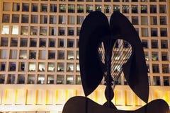 芝加哥毕加索 免版税图库摄影