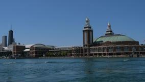 芝加哥海军码头 股票视频