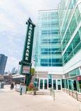芝加哥莎士比亚剧院 免版税库存照片