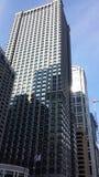 芝加哥视图 库存照片