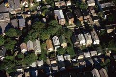 芝加哥郊区 免版税库存照片