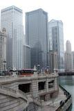 芝加哥高层 库存图片