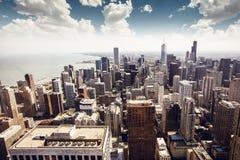 芝加哥,伊利诺伊 免版税库存照片