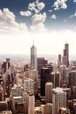 芝加哥,伊利诺伊 库存图片