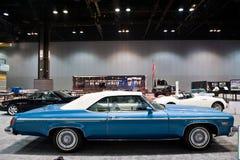 在芝加哥车展的Oldsmobile 免版税库存照片