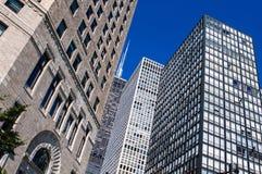 芝加哥结构 免版税库存照片