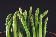 芦笋,绿色菜,芦笋菜 免版税库存图片