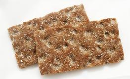 芬兰坚硬面包 库存图片