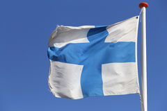 芬兰标志 库存照片
