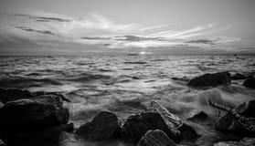 芬兰海湾 库存图片