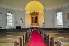 芬兰的教会 库存图片