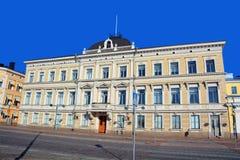 芬兰的最高法院 免版税库存图片