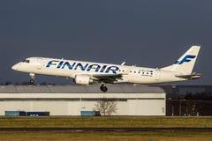 芬兰航空公司 免版税库存图片