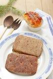芬兰面包 免版税库存照片