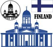 芬兰 库存图片