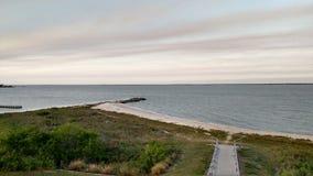 巴芬湾,得克萨斯 免版税库存图片