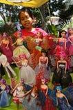 芭比娃娃玩偶 图库摄影
