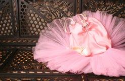 芭蕾服装 图库摄影