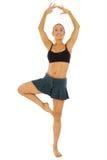 芭蕾机体 免版税库存照片