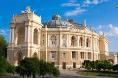 芭蕾歌剧剧院 免版税库存照片