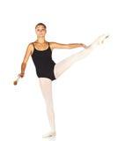 芭蕾步骤 免版税图库摄影