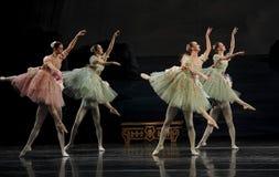芭蕾演员 免版税库存图片