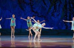 芭蕾珍珠 免版税图库摄影