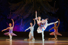 芭蕾珍珠 免版税库存照片