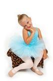 芭蕾舞女演员公主 库存照片