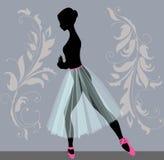芭蕾舞女演员年轻人 库存照片