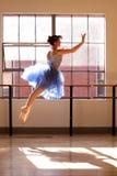 芭蕾舞女演员禅宗 图库摄影