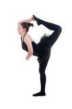 芭蕾舞女演员美丽的妇女年轻人 库存照片
