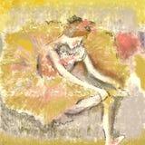 芭蕾舞女演员 皇族释放例证