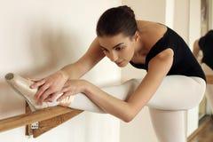 芭蕾舞女演员 库存照片