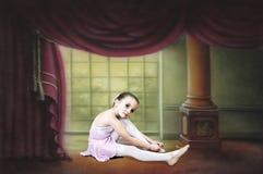 芭蕾舞女演员 库存图片