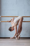 芭蕾舞女演员 免版税图库摄影