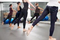 芭蕾舞蹈艺术 免版税图库摄影