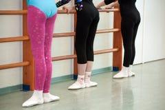 芭蕾舞蹈艺术 库存图片